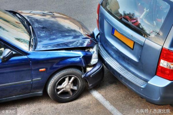 区块链和物联网相结合,交通事故不用等警察,几秒钟搞定。
