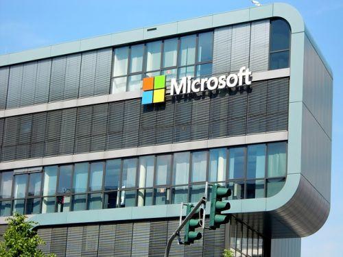 微软大楼-pixabay