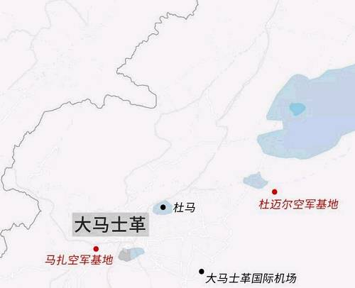 杜迈尔和马扎空军基地确认遭到袭击
