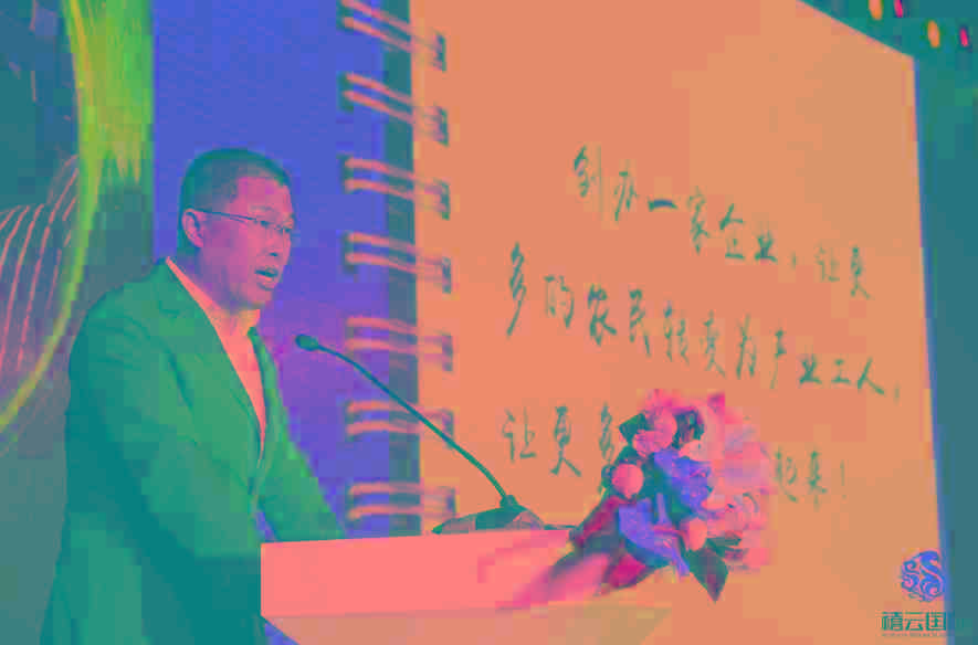 禧云创始人、董事长刘延云