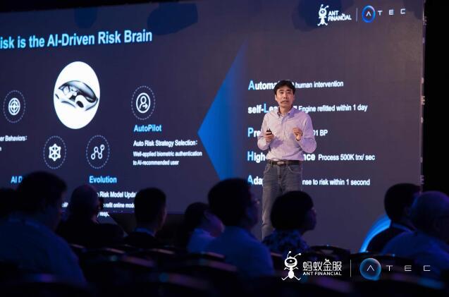 支付宝风险引擎首次公开展示 AlphaRisk首秀Money20/20 Asia