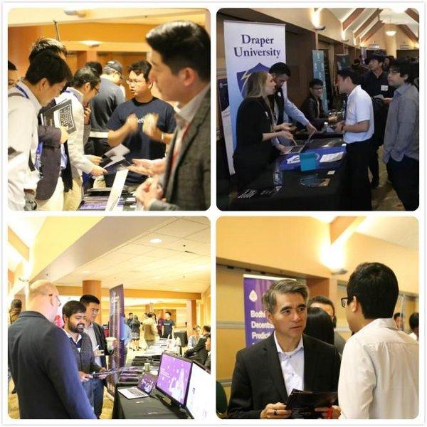GBiB 硅谷-全球区块链投资峰会现场