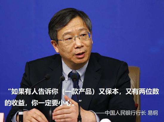 中国人民银行行长、党委副书记易纲