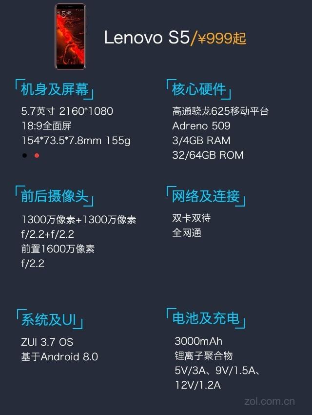"Lenovo评测 一体化千元机秀出""双摄"""