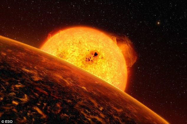 外星生命的最大希望 200光年外的颗超级地球
