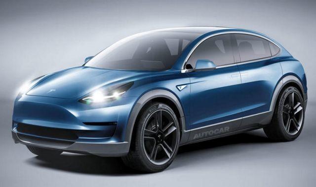 特斯拉2021年生产Model Y每年过万辆