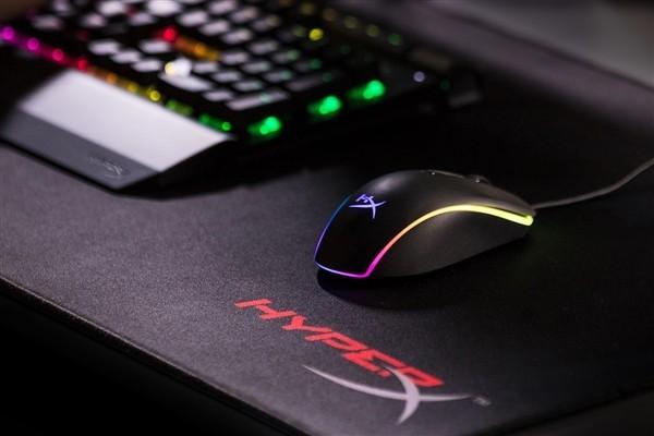 HyperX发布巨浪RGB鼠标 专为吃鸡玩家设计