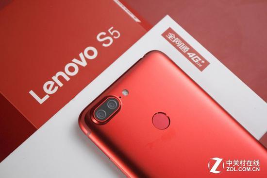 LenovoS5采用了后置双摄