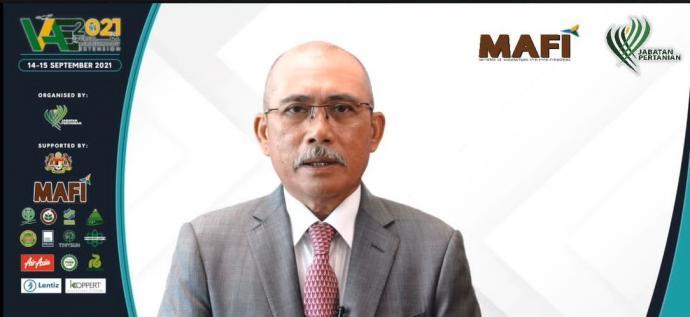 农业及食品工业部长拿督斯里罗纳建迪博士