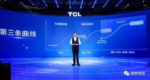 从内容和应用升维到连接和融合,TCL用AI×IoT思维变革互联网思维