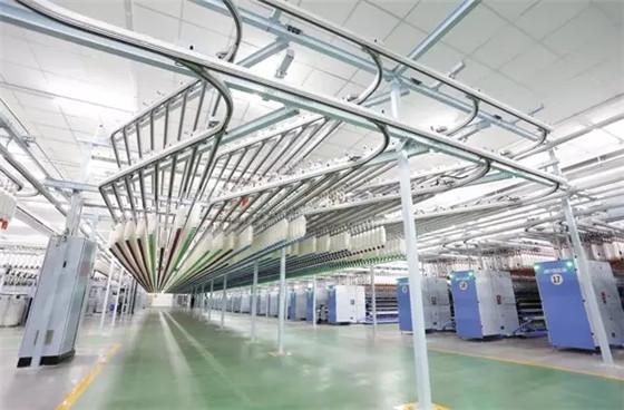如何利用物联网技术推进纺织行业高质量发展?